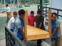 moving nasional high school | 1